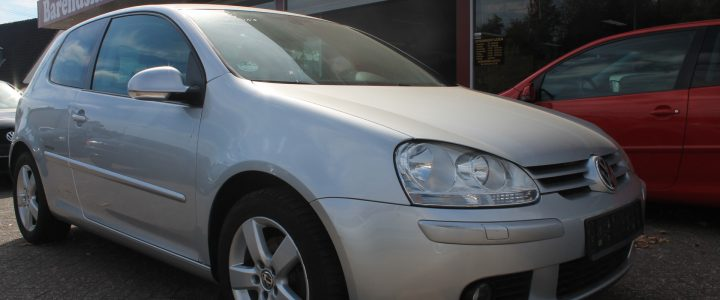 VW Golf 1.4 United